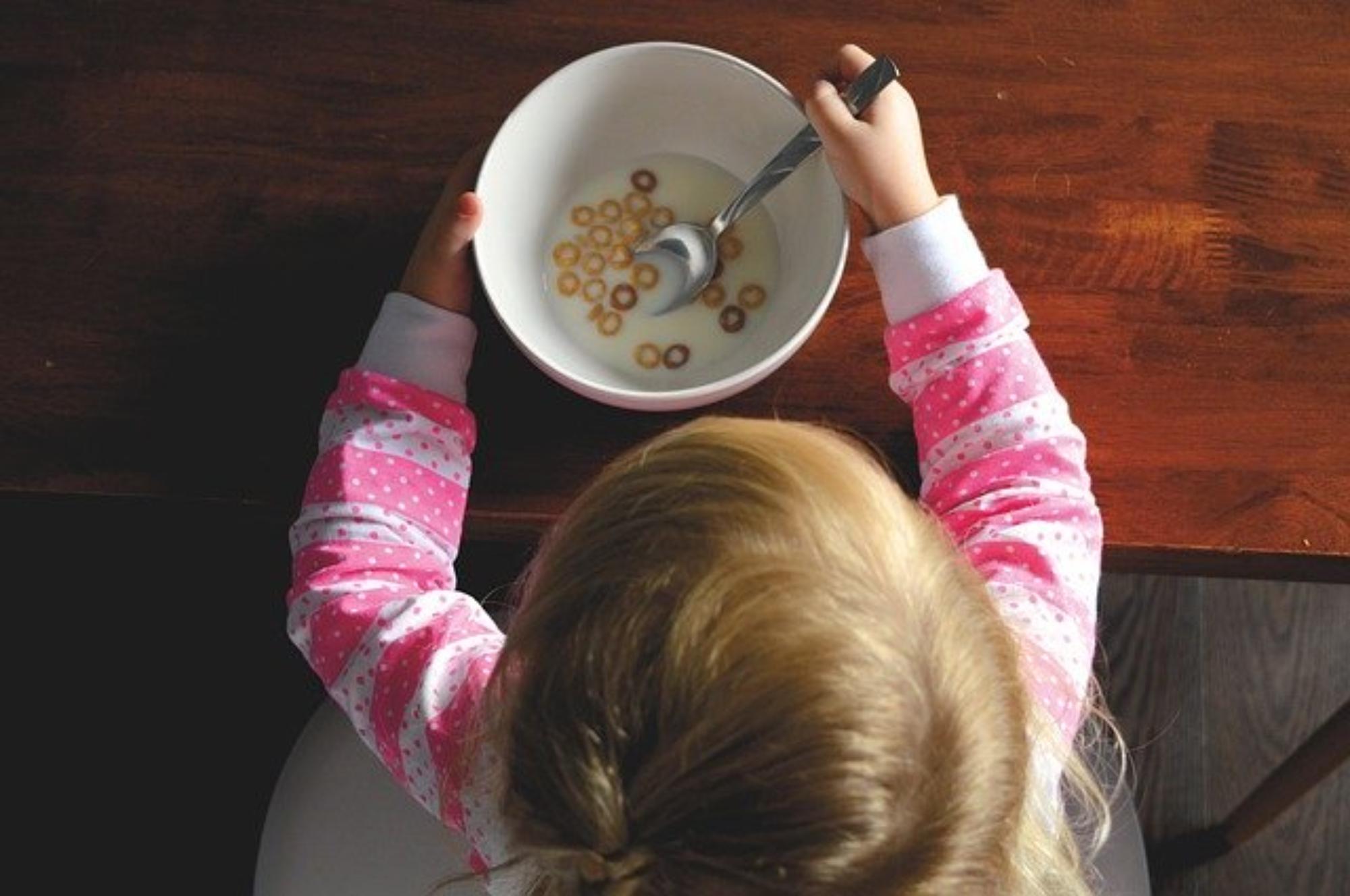 co powinno jeść dziecko