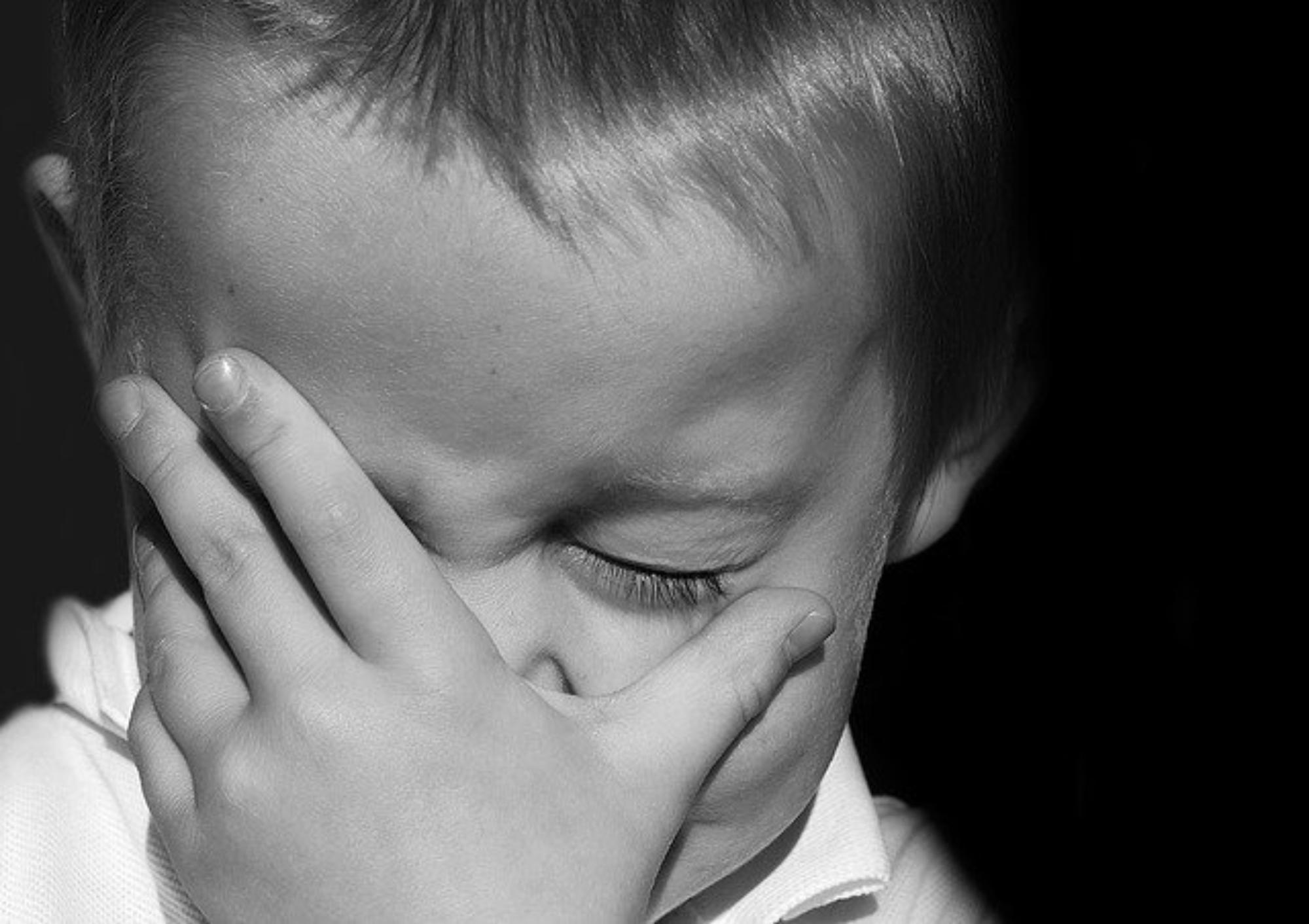 Jak reagować na przemoc wobec dzieci?
