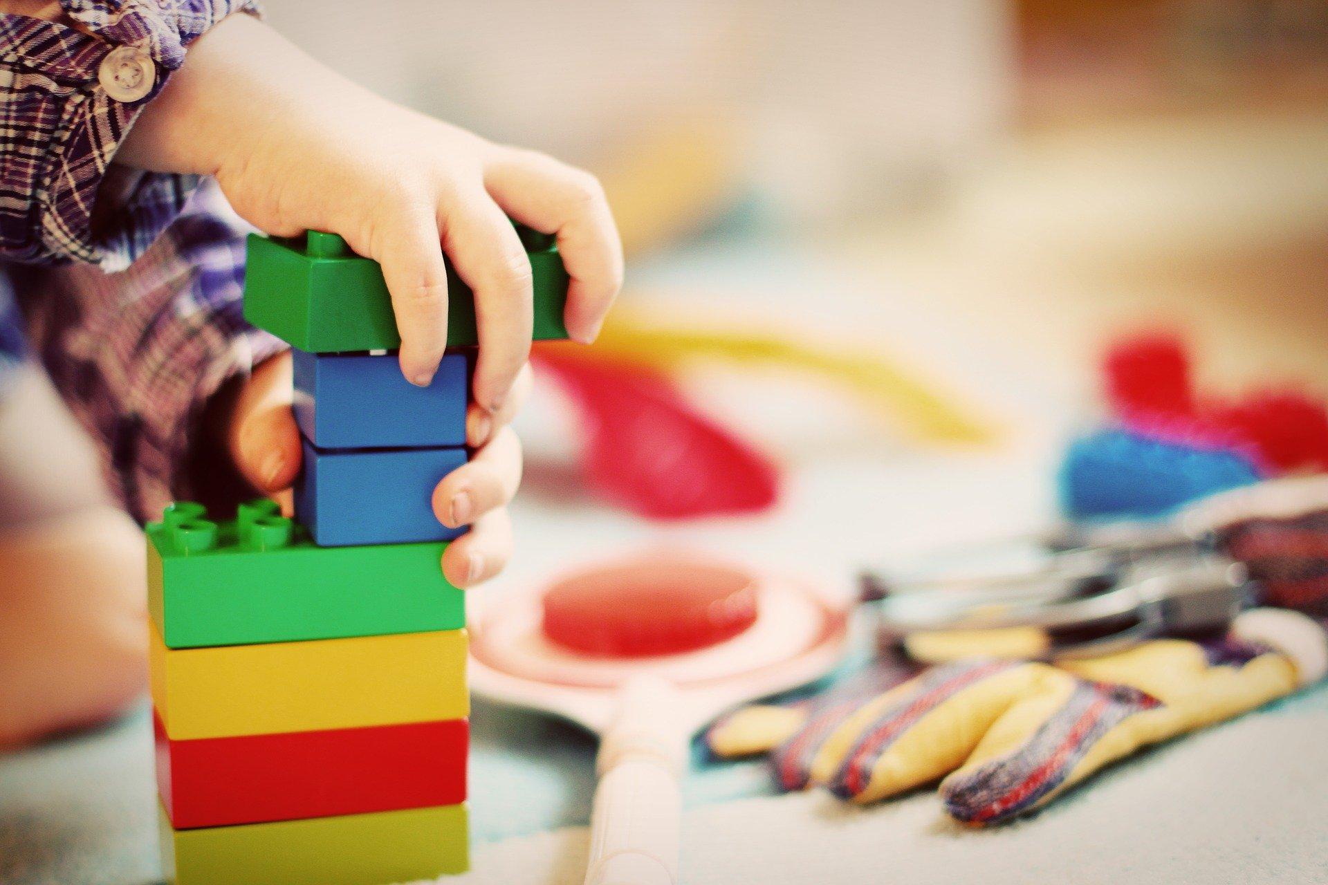 Twórcze i rozwijające klocki dla dzieci